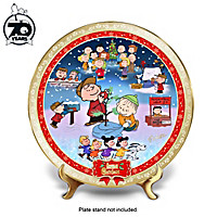 A Charlie Brown Christmas Collector Plate
