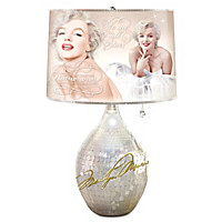 Marilyn Monroe: Legendary Glamour Lamp