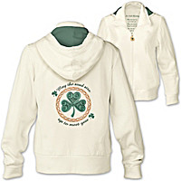 An Irish Blessing Women's Hoodie