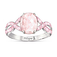 Dazzling Hope Ring