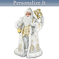 Winter Elegance Personalized Sculpture