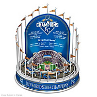 Kansas City Royals 2015 World Series Championship Carousel