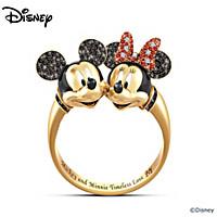 Disney Timeless Love Ring