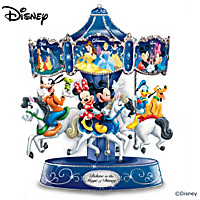 Disney\'s Believe In The Magic Musical Carousel