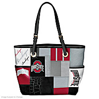 Ohio State Buckeyes Tote Bag