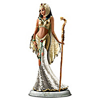 Cleopatra Goddess Of Egypt Sculpture