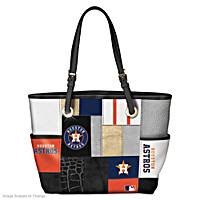 Houston Astros Tote Bag