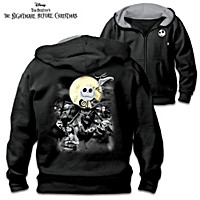 The Nightmare Before Christmas Men\'s Hoodie
