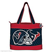 Houston Texans Tote Bag