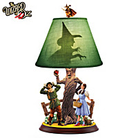 We\'re Not In Kansas Anymore Lamp