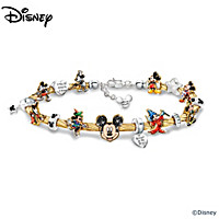 Disney Mickey Mouse\'s Greatest Moments Bracelet