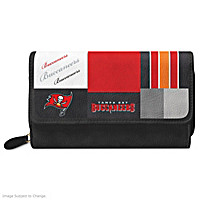 For The Love Of The Game Tampa Bay Buccaneers Wallet
