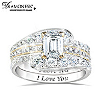 Love's Devotion Ring