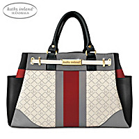 kathy ireland Signature Beauty Handbag