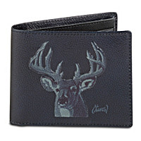 10-Point Buck Men\'s Wallet