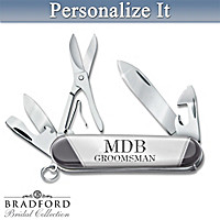 Personalized Knife Set