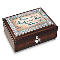 A Mother's Forever Love Music Box