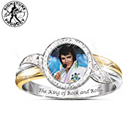 Embrace The King Ring