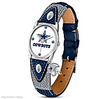 Timeless Pride Dallas Cowboys Women's Watch