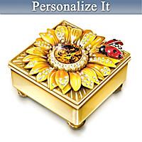 Daughter Mini Treasures Personalized Music Box