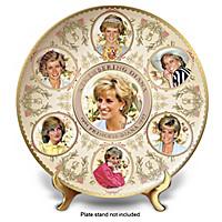Celebrating Princess Diana Collector Plate
