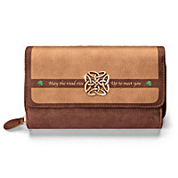Irish Blessing Wallet