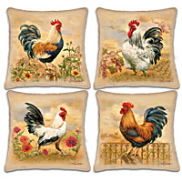 Country Charm Pillow Set