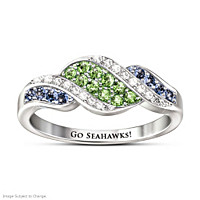 Go Seahawks Ring