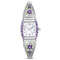 Midnight Rose Women's Watch