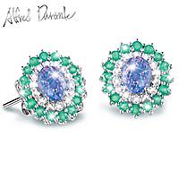 Opal Island Earrings
