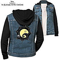 The Nightmare Before Christmas Women\'s Hoodie