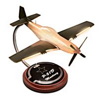 P-51D Mustang Lamp