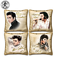 Elvis Golden Moments Pillow Collection