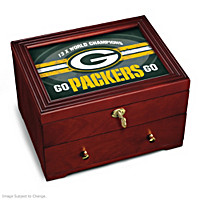 Green Bay Packers Strongbox