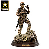 U.S. Army Pride Sculpture