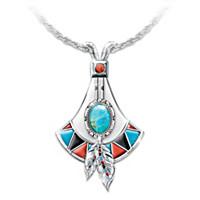 Sacred Stone Pendant Necklace