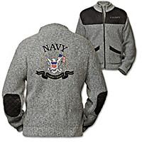 Honor, Courage, Commitment Men\'s Jacket