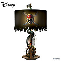 Disney Pirates Of The Caribbean Lamp
