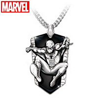 SPIDER-MAN Pendant Necklace