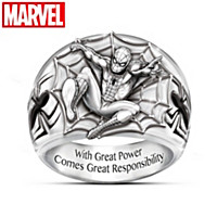 The Amazing SPIDER-MAN Ring