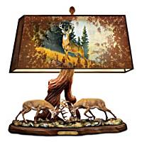 The Wilderness Challenge Lamp