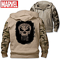 The Punisher Men\'s Hoodie