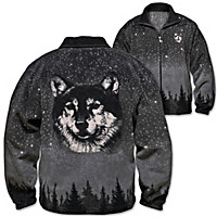 Wild Spirit Men's Jacket