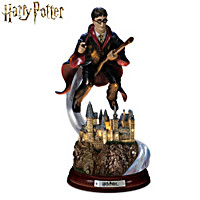 Harry\'s Magical Flight Sculpture