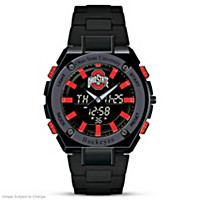 It\'s Buckeyes Time! Men\'s Watch