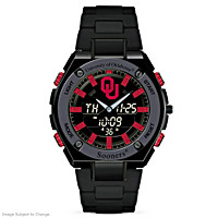 It\'s Sooners Time! Men\'s Watch