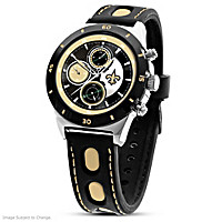Game Time New Orleans Saints Men's Watch