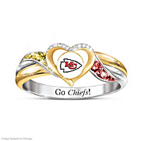 Kansas City Chiefs Pride Ring