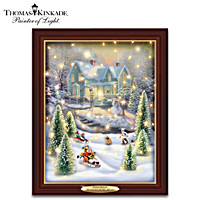 Thomas Kinkade Memories Of The Heart Wall Decor