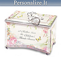 A Mother\'s Love Personalized Music Box